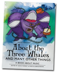 About the three whales and many other things: A book about Music